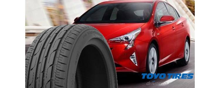 NanoEnergy escolhido como equipamento de origem do Toyota Prios