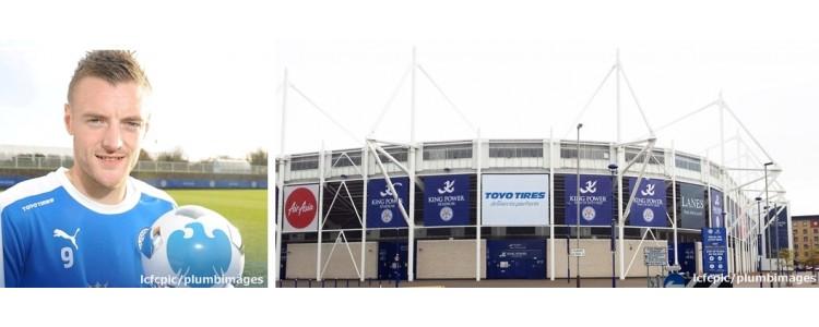 A Toyo lançou um novo vídeo para comemorar o primeiro titulo de campeão do Leicester City.